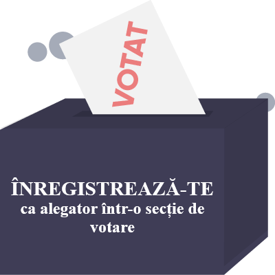 Votare la secție